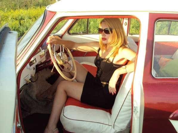 Прокат авто ретро Волга ГАЗ -21 на свадьбу и не только в Новосибирске фото 4