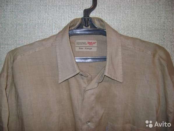 мужская рубашка into jeans