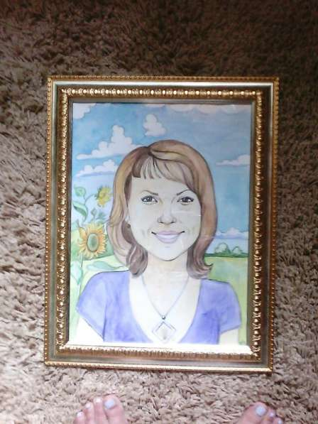 нарисую портрет на основе хорошей фотографии в Самаре фото 6