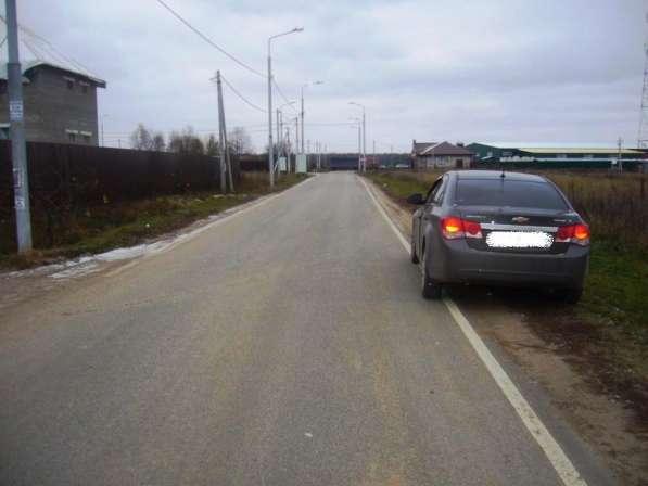 16 сот ижс г. Москва 27 км от мкад