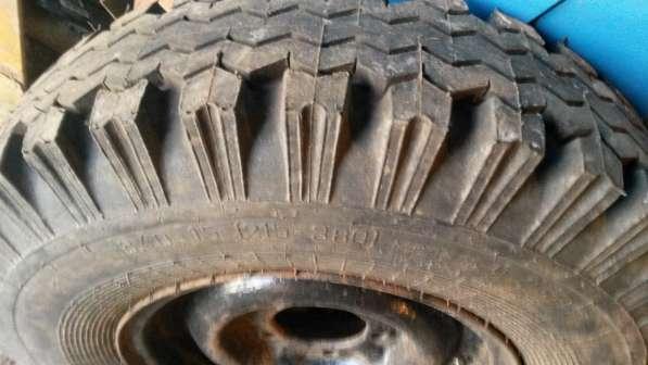 Шины в сборе с диском УАЗ