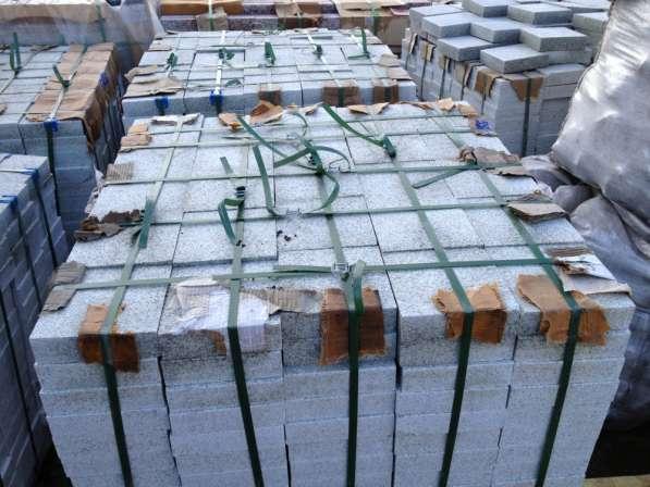 Брусчатка из природного камня в Екатеринбурге фото 3