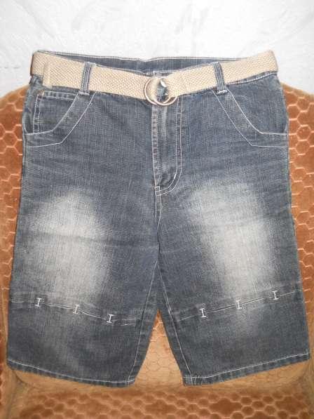 Джинсовые шорты в Батайске фото 3