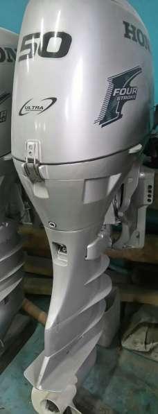 Продам лодочный мотор HONDA BF 50