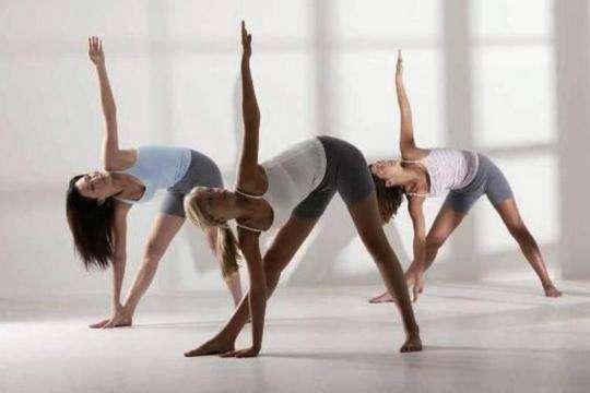 Легкий фитнес для полных людей