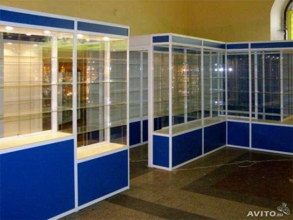 Торговая и офисная мебель. в Красноярске