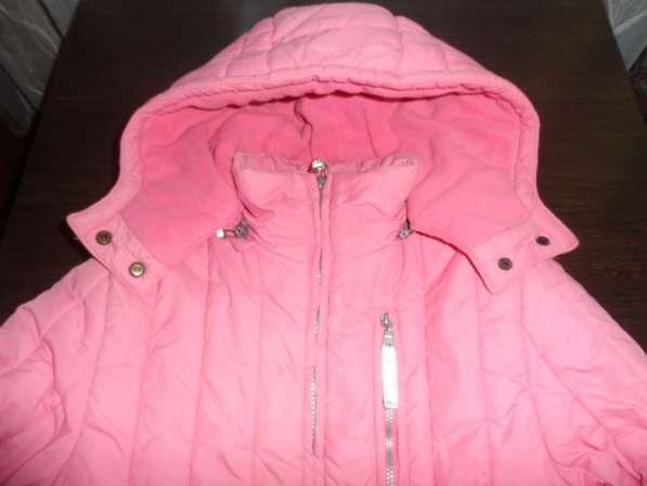 Куртка на рост 128-134 зима