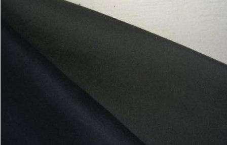 Байка портяночная (двухсторонний начес) цвет: черный,олива