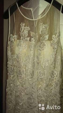 Платье Blumarine оригинал с бирками40IT
