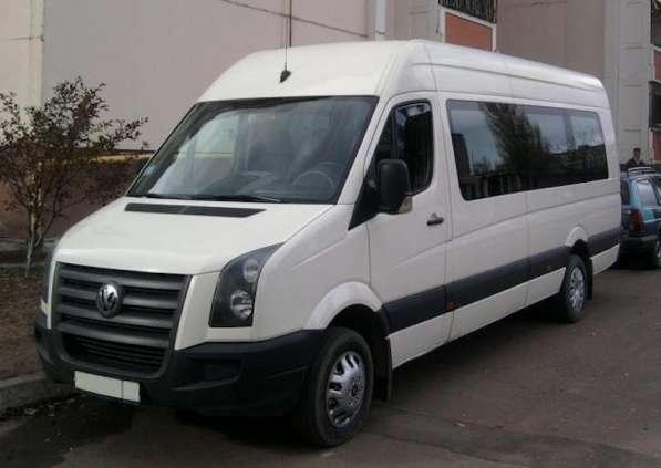 Продам туристический микроавтобус Volkswagen Crafte