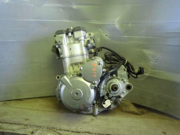 Двигатель SUZUKI DR-Z 400