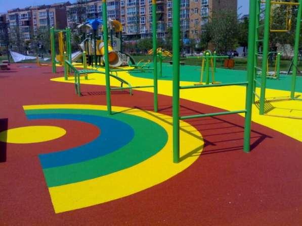 Строительство спортивных площадок для мини футбола, теннисны в Екатеринбурге фото 6