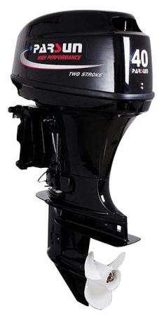Моторы лодочные Parsun T40FWS с дистанцией