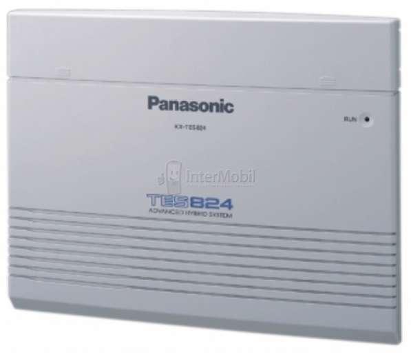 Атс Panasonic KX-TES824RU 3 на 8
