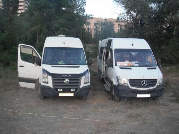 Заказ микроавтобусов по доступным ценам