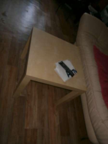 Столик икея новый