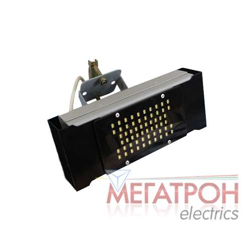 Уличный светодиодный светильник 40Вт