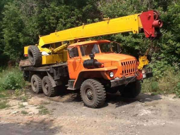 Аренда автокрана 14 тонн 14 метров ВЕЗДЕХОД