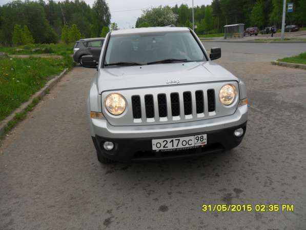 Jeep, Liberty (Patriot), продажа в Санкт-Петербурге в Санкт-Петербурге фото 6