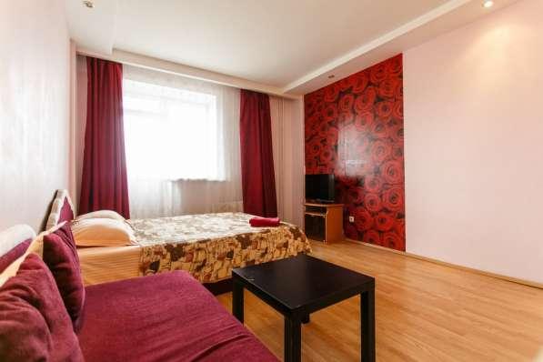 1-комнатная квартира в центре города