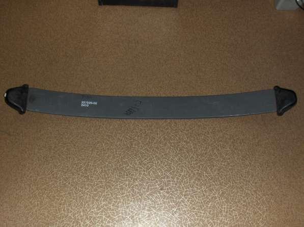 Передняя рессора для Спринтера и LT-28 прорезиненная