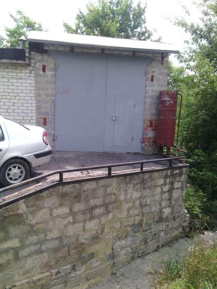 большой гараж в городе Белгород, северо-восточный район