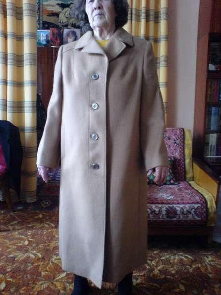 Пальто новое демисезонное 52 размер