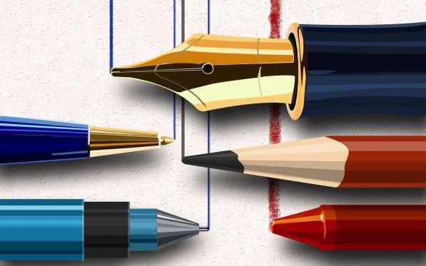 Графический дизайн, полиграфия