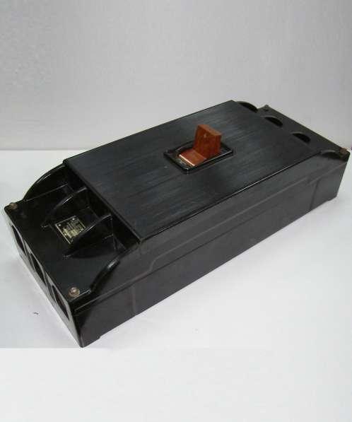 Автоматический выключатель А3144,3716,3726,3775.