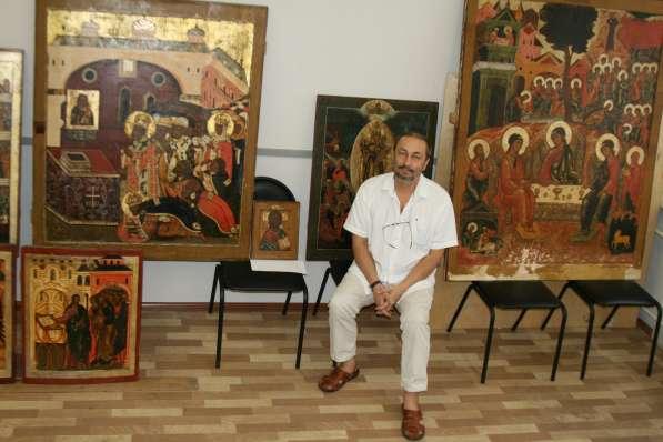 реставрация, обучение реставрации, художественная фотография