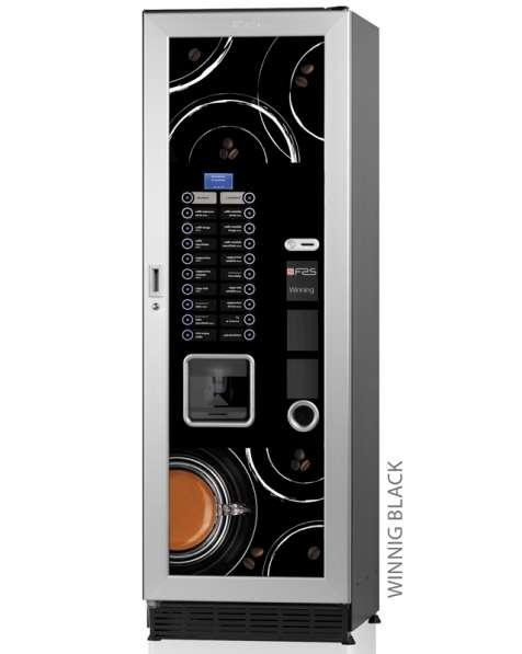 Продажа кофейного автомата Fas Winning black