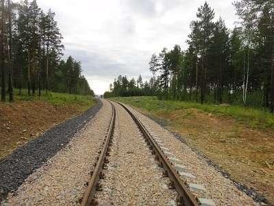 Ремонт, строительство, железных дорог, тупиков,