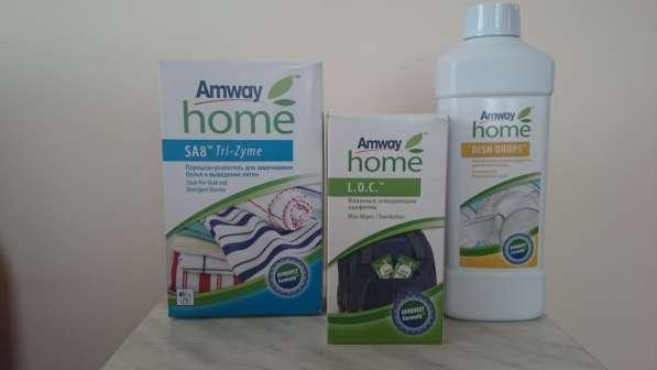 Продукцию Amway