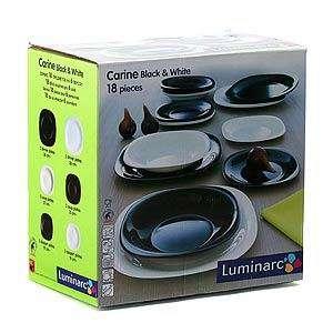 Столовый набор carine 18 предметов, тарелки