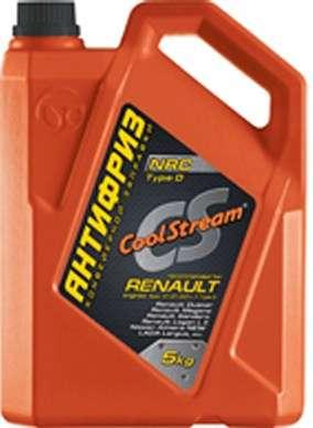 Охлаждающие жидкости «CoolStream»: Антифризы, теплоносители