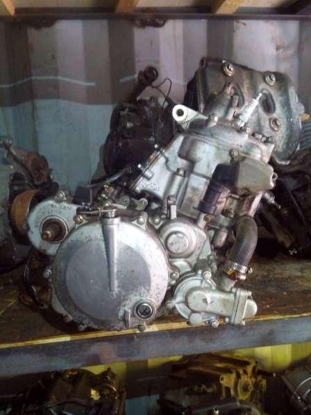 Двигатель KAWASAKI KDX200