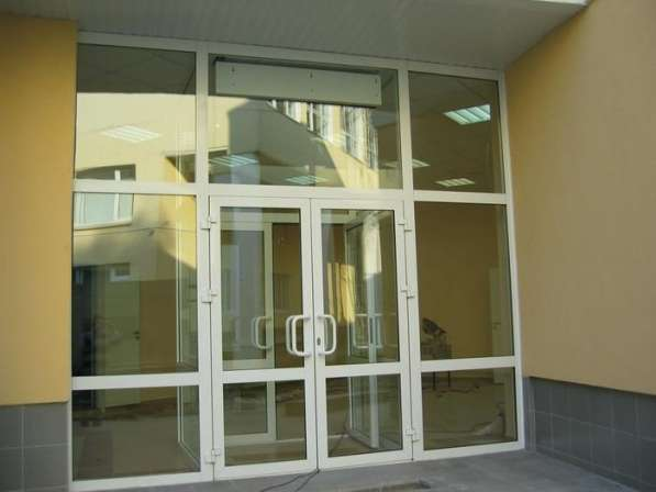 Двери раздвижные портальные складные поворотные изготовление