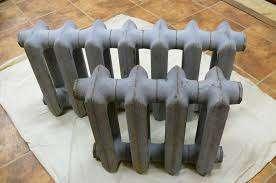 Демонтаж старых чугунных, железных труб отопления