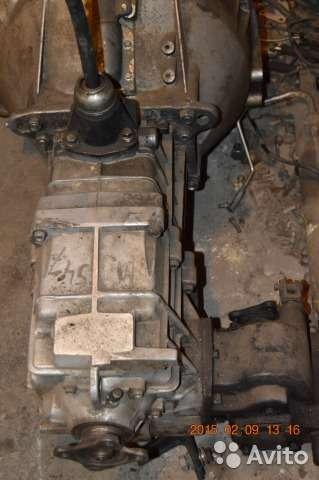 КПП 5-ти ступенчатая ГАЗ 3308 Садко