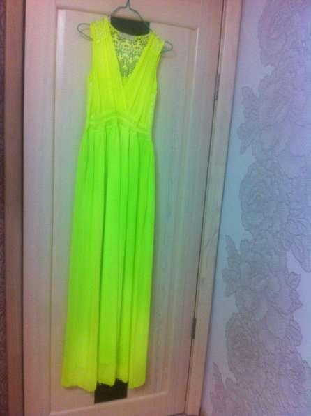 Платье на выпускной .
