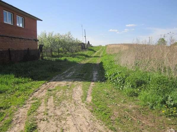 участок 27 соток в селе Косяково