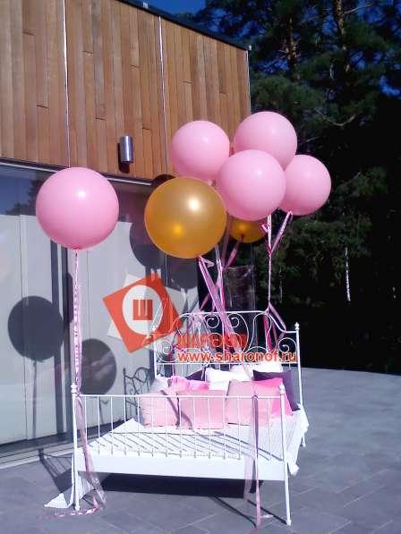 Доставка шаров с гелием митино тушино в Москве фото 5
