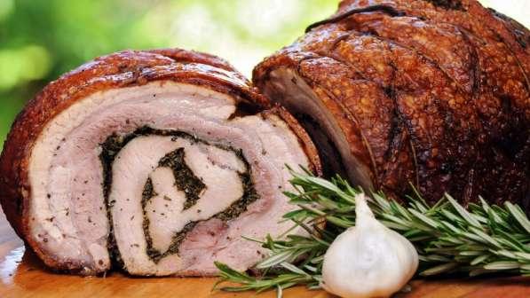 Свинина охлажденная 1 категории