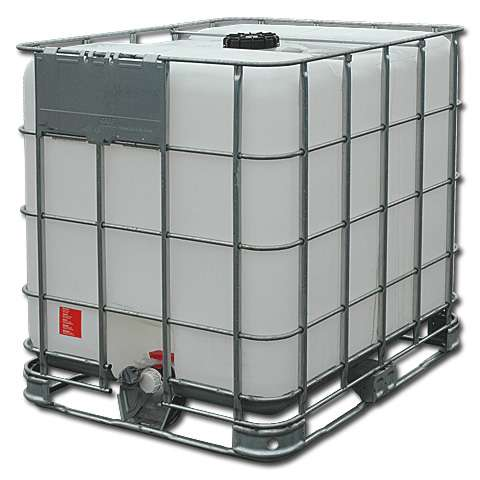 Емкости пластиковые (Еврокубы), 1000 л