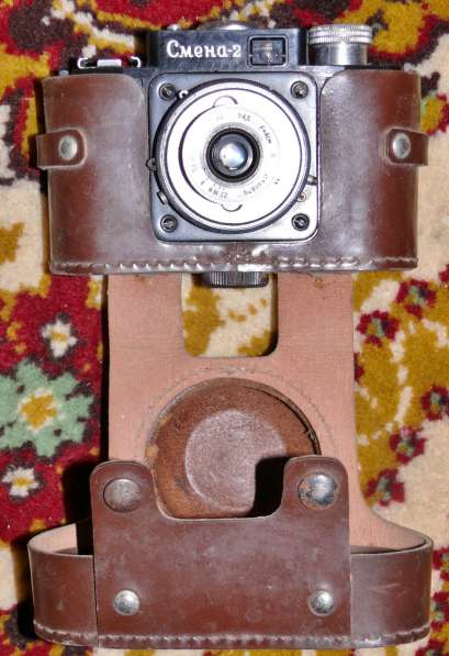 Фотоаппарат «Смена-2» продам