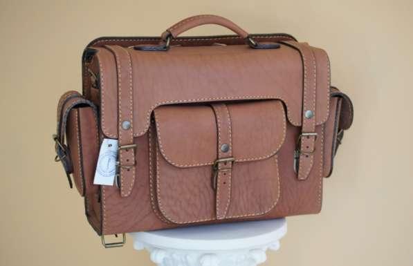 Самые необычные сумки и рюкзаки из кожи. Доставка Бесплатно! в Москве фото 3