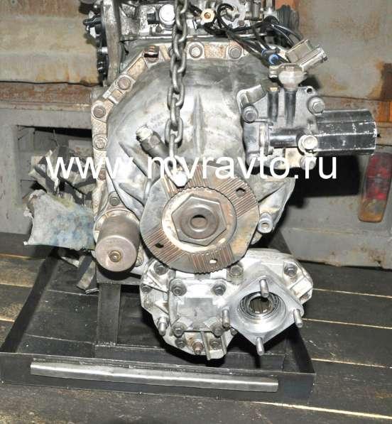 Ремонт коробок передач КПП грузовиков Вольво FH|FM|FL