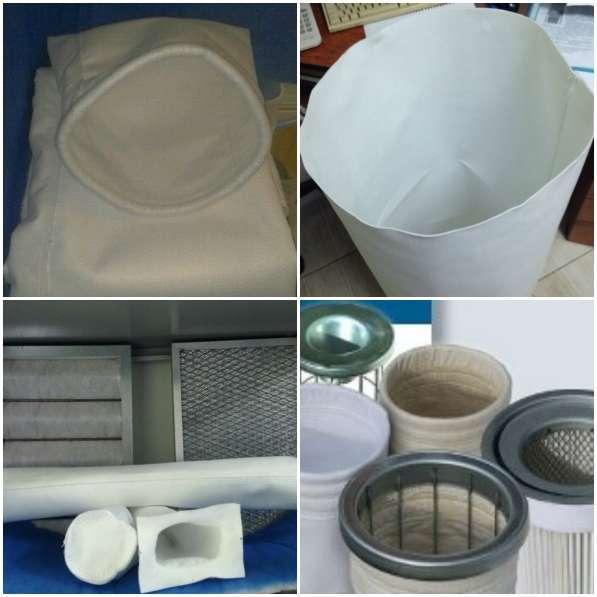 Рукава фильтрующие для производства цемента