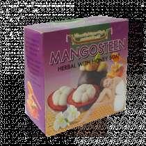 Натуральное мыло с мангустином из Таиланда