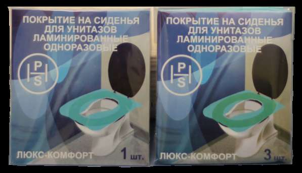 Одноразовые покрытия для унитазов в Санкт-Петербурге фото 7